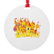 Royal Castle Building Ornament
