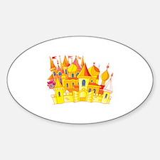 Royal Castle Building Decal