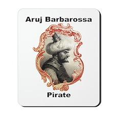 Aruj Barbarossa Pirate Mousepad