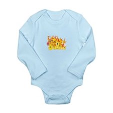 Royal Castle Building Body Suit
