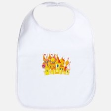Royal Castle Building Bib