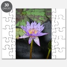 Unique Lotus flower Puzzle