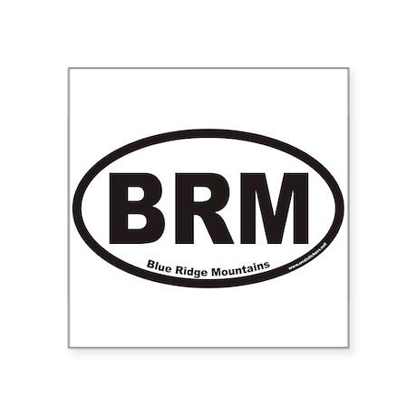 blueridge Sticker