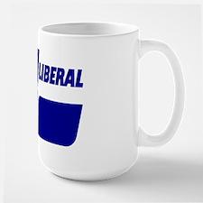 Liberal Party Logo Large Mug