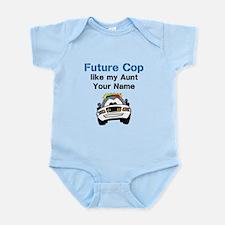 Future Cop Like My Aunt (Custom) Body Suit