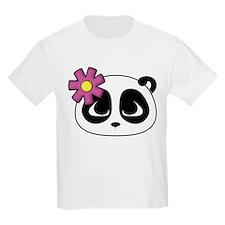 pretty_panda_reverse T-Shirt