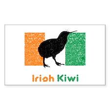 irish-kiwi-flag Decal