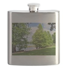 Unique Cypress trees Flask