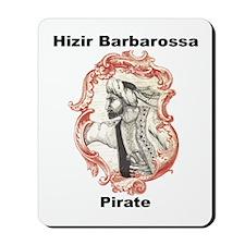Hizir Barbarossa Pirate Mousepad