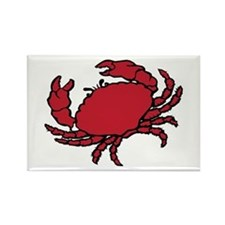 Red Crab Magnets