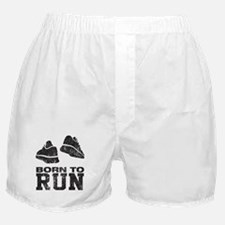 Born To Run Boxer Shorts