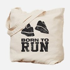 Born To Run Tote Bag
