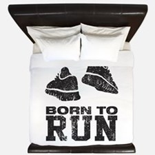 Born To Run King Duvet