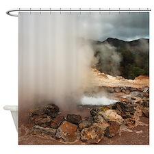 Furnas-Azores Shower Curtain