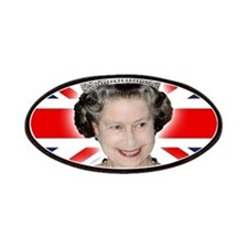 HM Queen Elizabeth II Patches