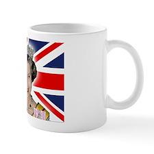 HM Queen Elizabeth II Mugs