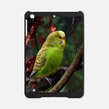 Funny Yellow budgie iPad Mini Case