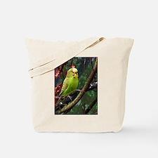 Funny Lovebird Tote Bag