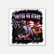 United We Stand Sticker