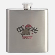 Vroom Dog Flask