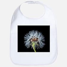 Unique Dandelion seeds blowing in the wind Bib