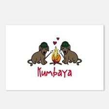 Kumbaya Postcards (Package of 8)