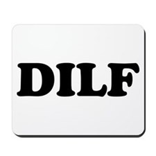 DILF Hot Dad I'd Like To Mousepad