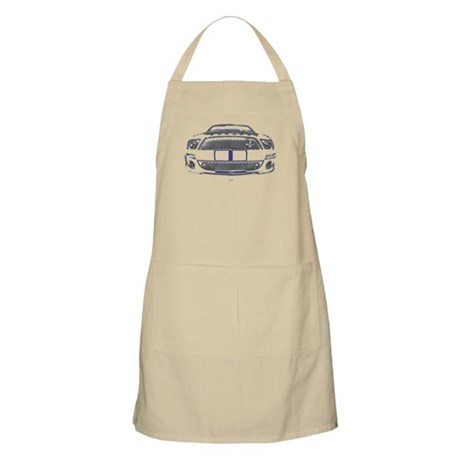 King Of The Road BBQ Apron