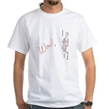 Wow Signal SETI Message T-Shirt