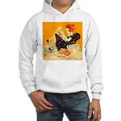 The Sunday Morning Flapper Hoodie