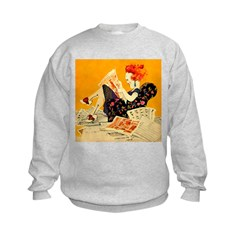 The Sunday Morning Flapper Sweatshirt