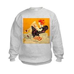 The Sunday Morning Flapper Sweatshirt