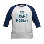 Grand Poobah Kids Baseball Jersey