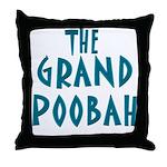 Grand Poobah Throw Pillow