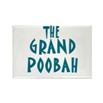 Grand Poobah Rectangle Magnet (100 pack)
