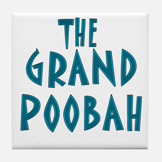 Grand Poobah Tile Coaster