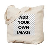 Cute Regular Canvas Tote Bag