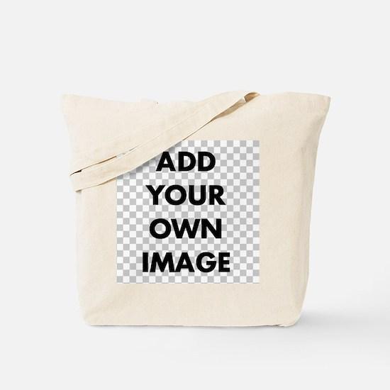 Custom Add Image Tote Bag