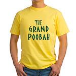 Grand Poobah Yellow T-Shirt