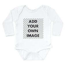 Custom Add Image Baby Suit