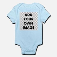 Custom Add Image Onesie