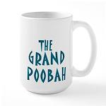 Dad's Day Grand Poobah Large Mug