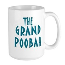 Dad's Day Grand Poobah Mug