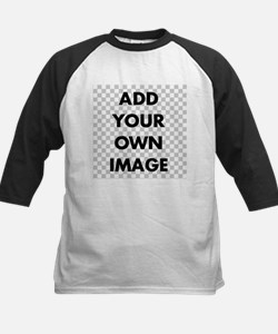 Custom Add Image Kids Baseball Jersey
