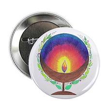 Rainbow Flame Button
