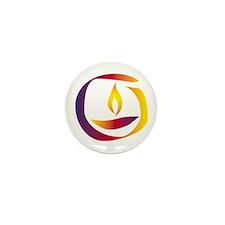 Rainbow Chalice Mini Button (10 pack)