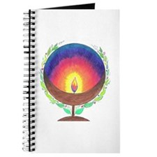 Rainbow Flame Journal