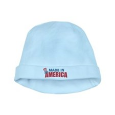 Made in America baby hat