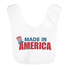 Made in America Bib