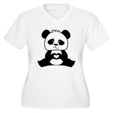 Panda's hands sho T-Shirt